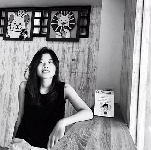 職人Tina Yang