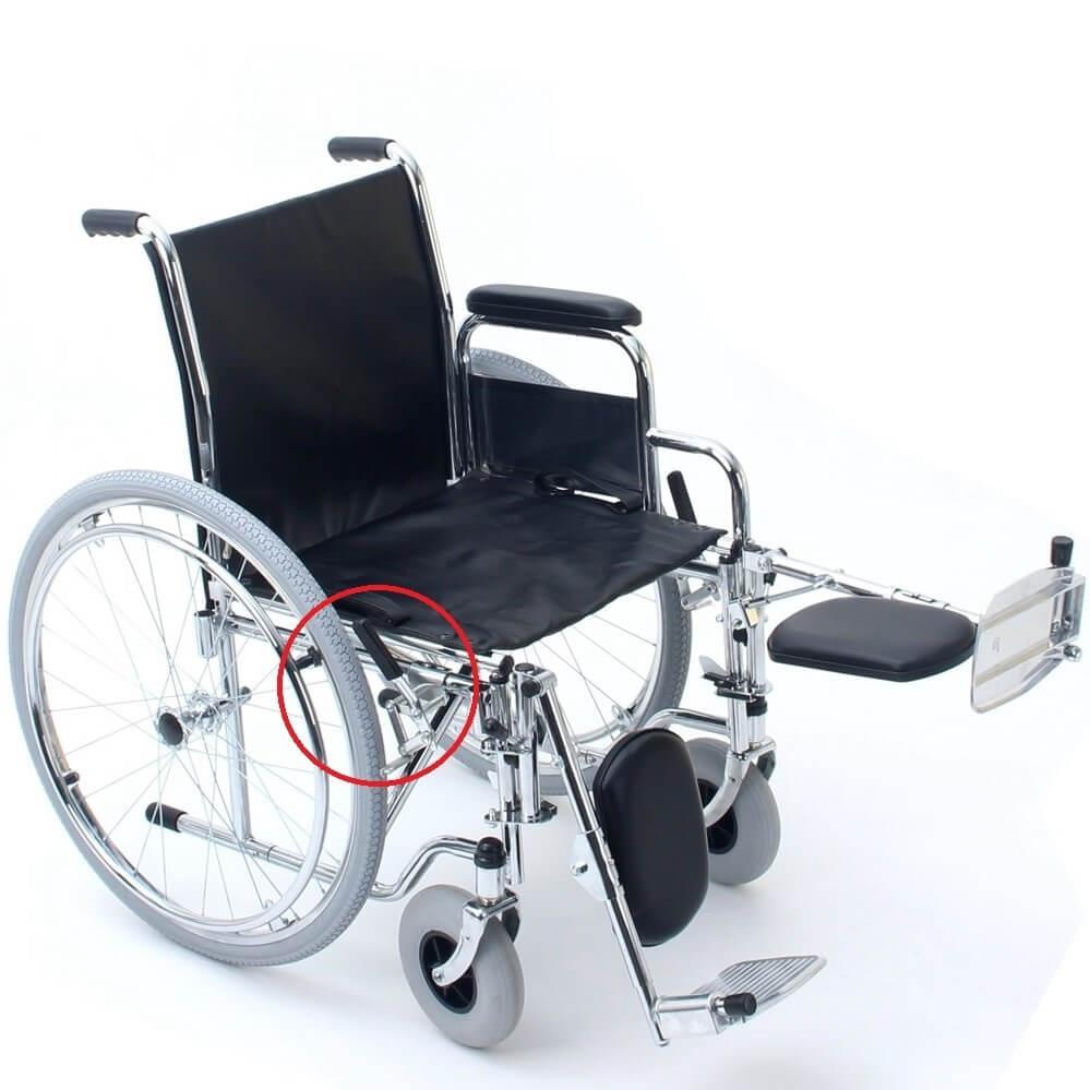 輪椅扶手可掀